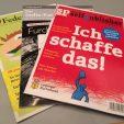 Die Leipziger Buchmesse 2016 – die Autorenrunde am Samstag (Teil 1)