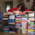 Autorinnenzeit – Mache ein Bild deiner Sammlung an Autorinnen-Büchern