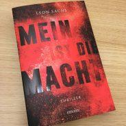 """""""Mein ist die Macht"""" von Leon Sachs"""